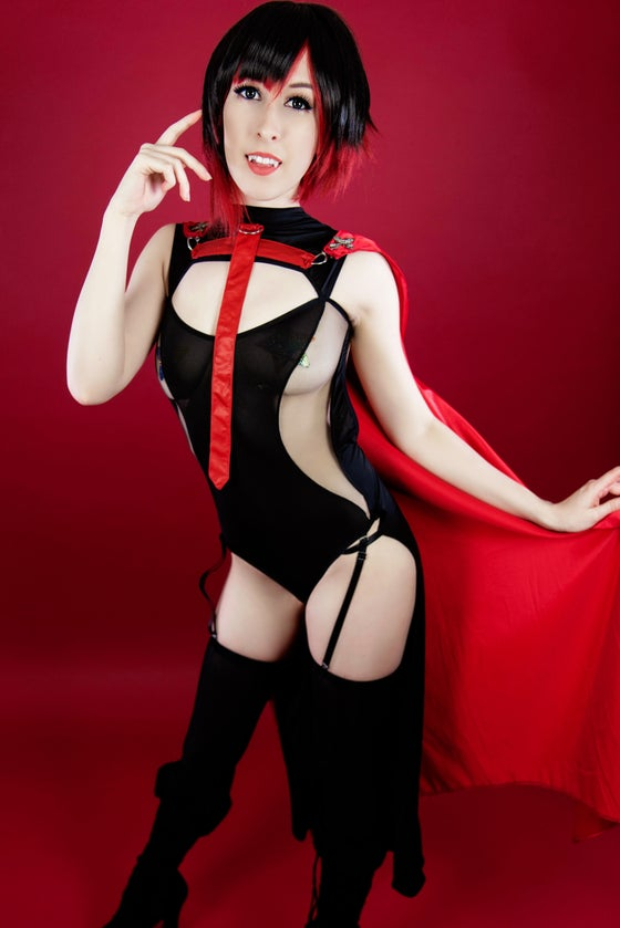 Image of Halloween Ruby (Vampire)