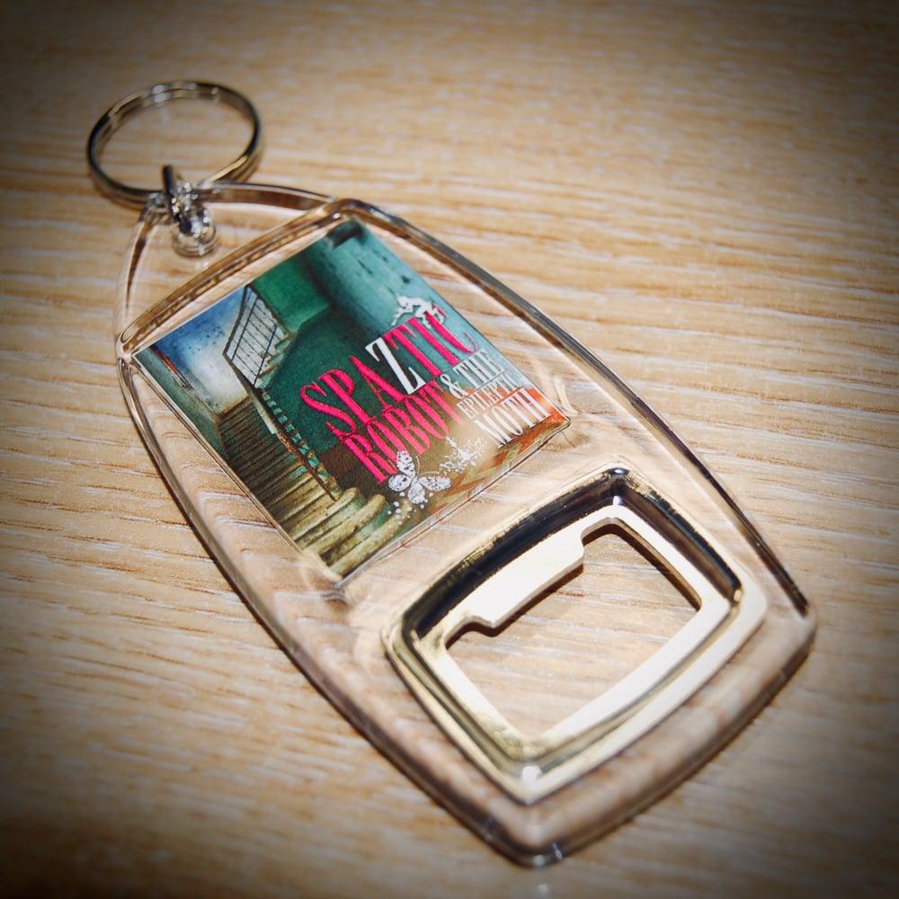 Image of Bottle Opener (keyring)