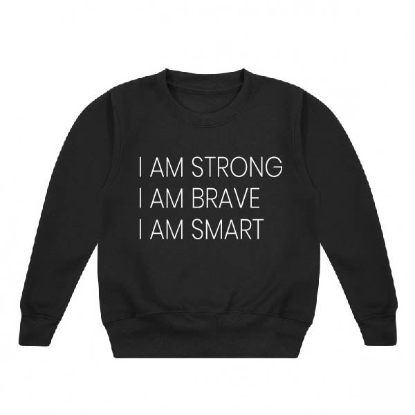 Image of Adults I AM STRONG I AM BRAVE I AM SMART