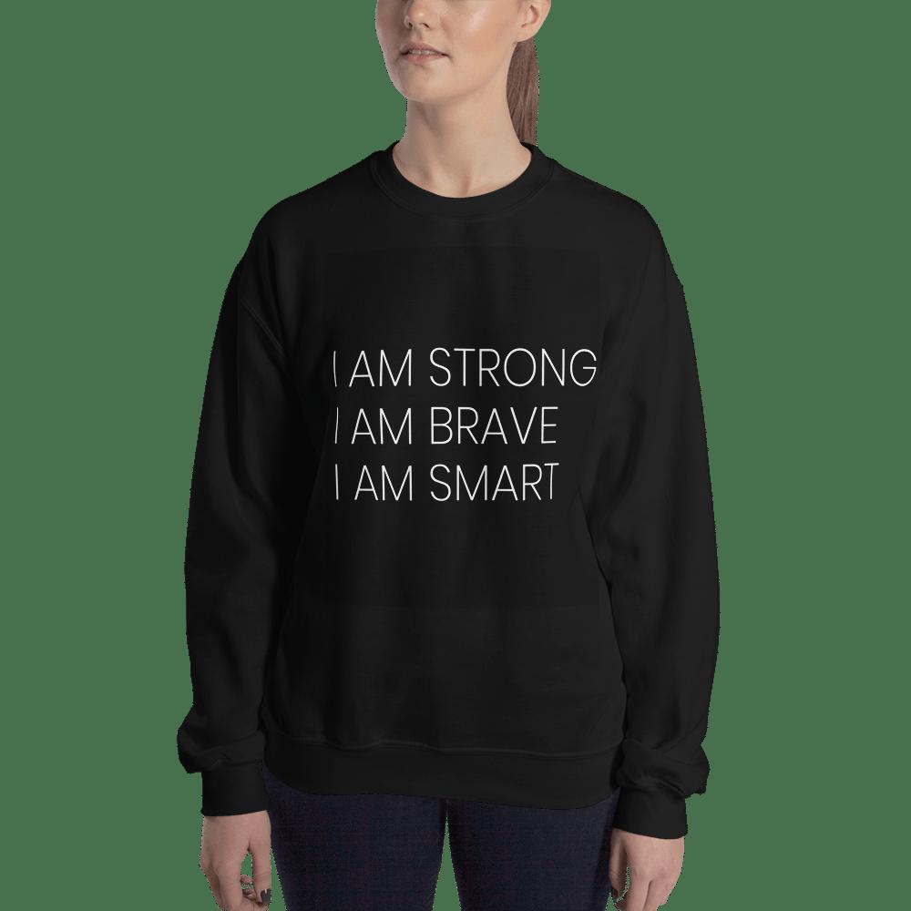 Image of Adults I AM STRONG I AM BRAVE I AM SMART