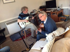 Image of Home Again. The Wonky Finger Reunion Band.