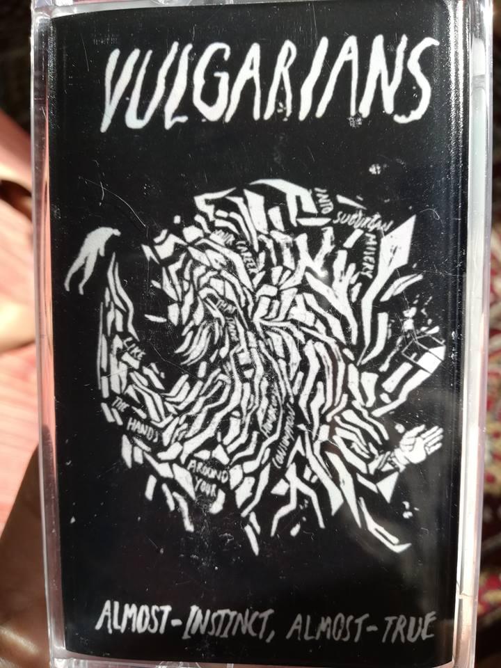 Image of Cassette - Almost-Instinct, Almost-True