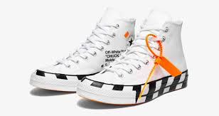Image of Off White Converse Chuck 70
