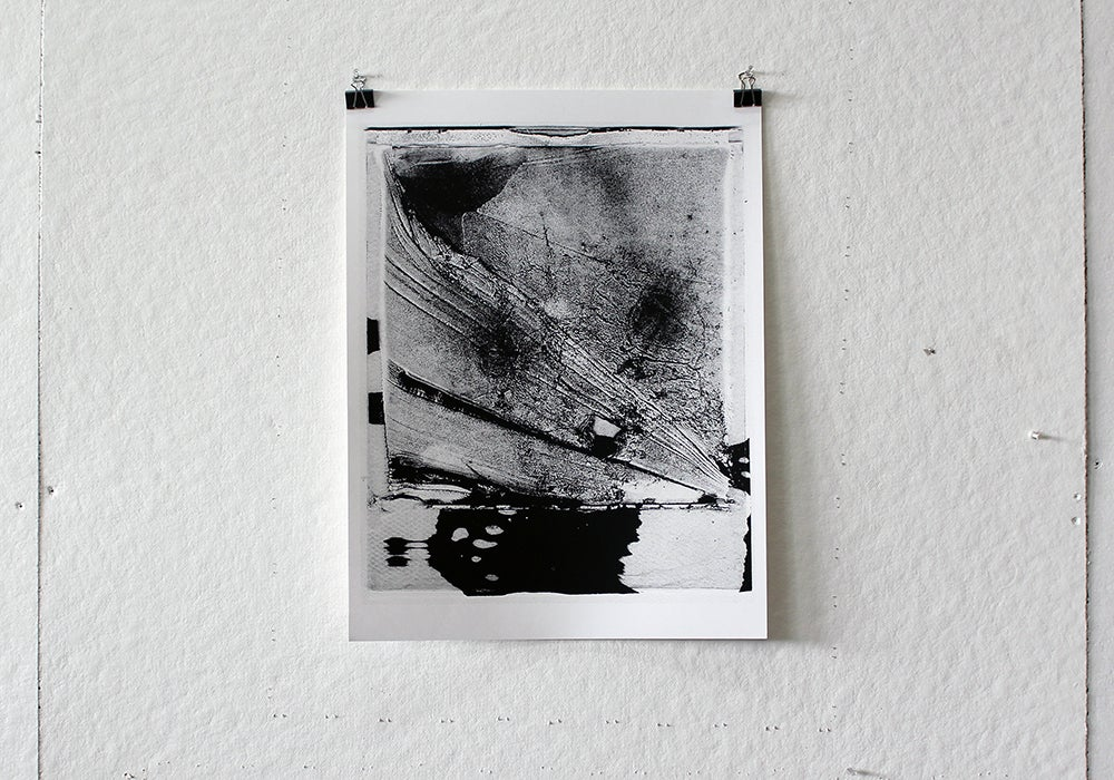 Image of polaroid rejects 003 (white)