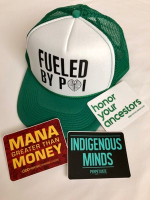 Image of Mana Greater Than Money Sticker