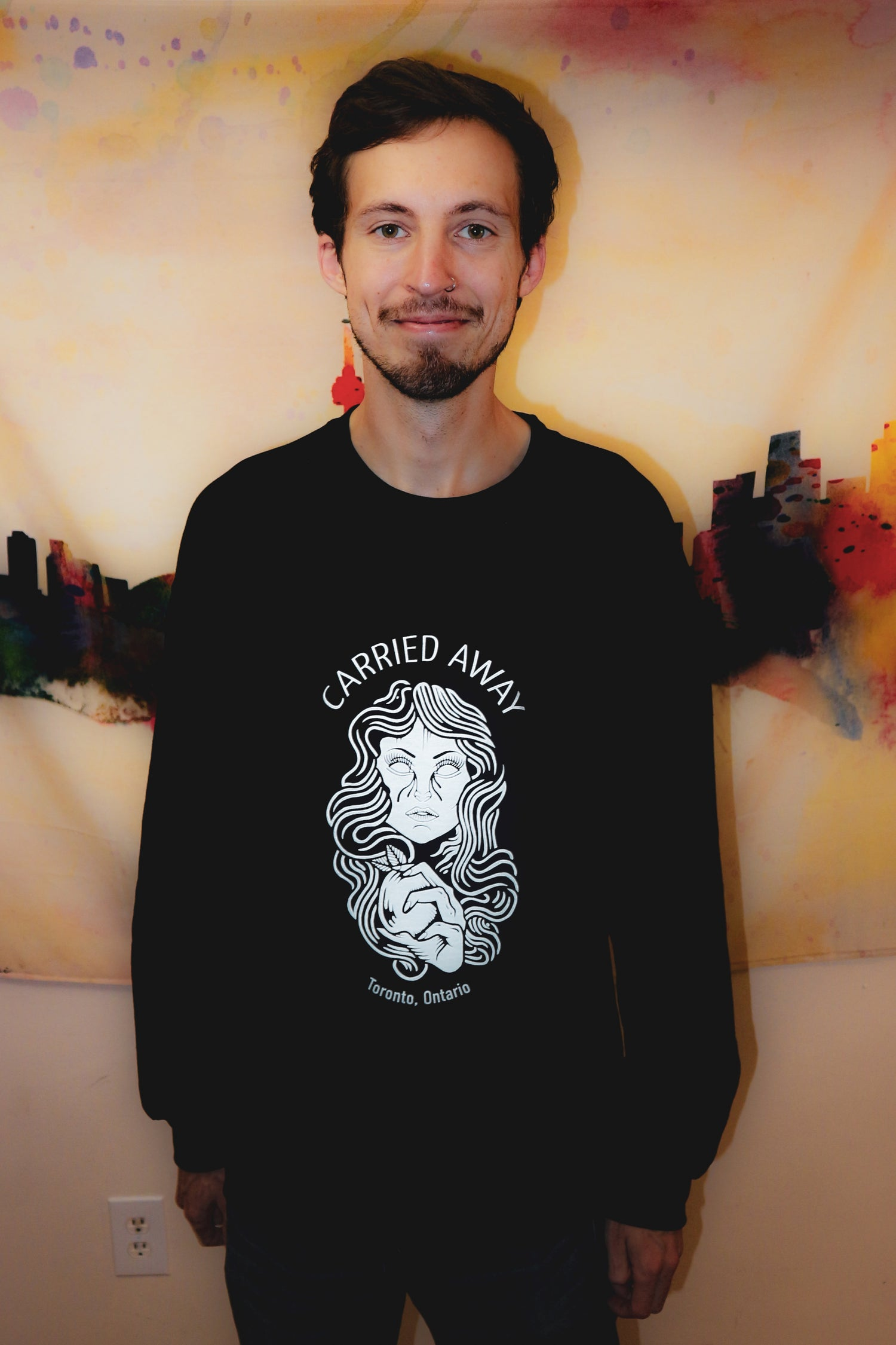 Image of Carried Away Crewneck