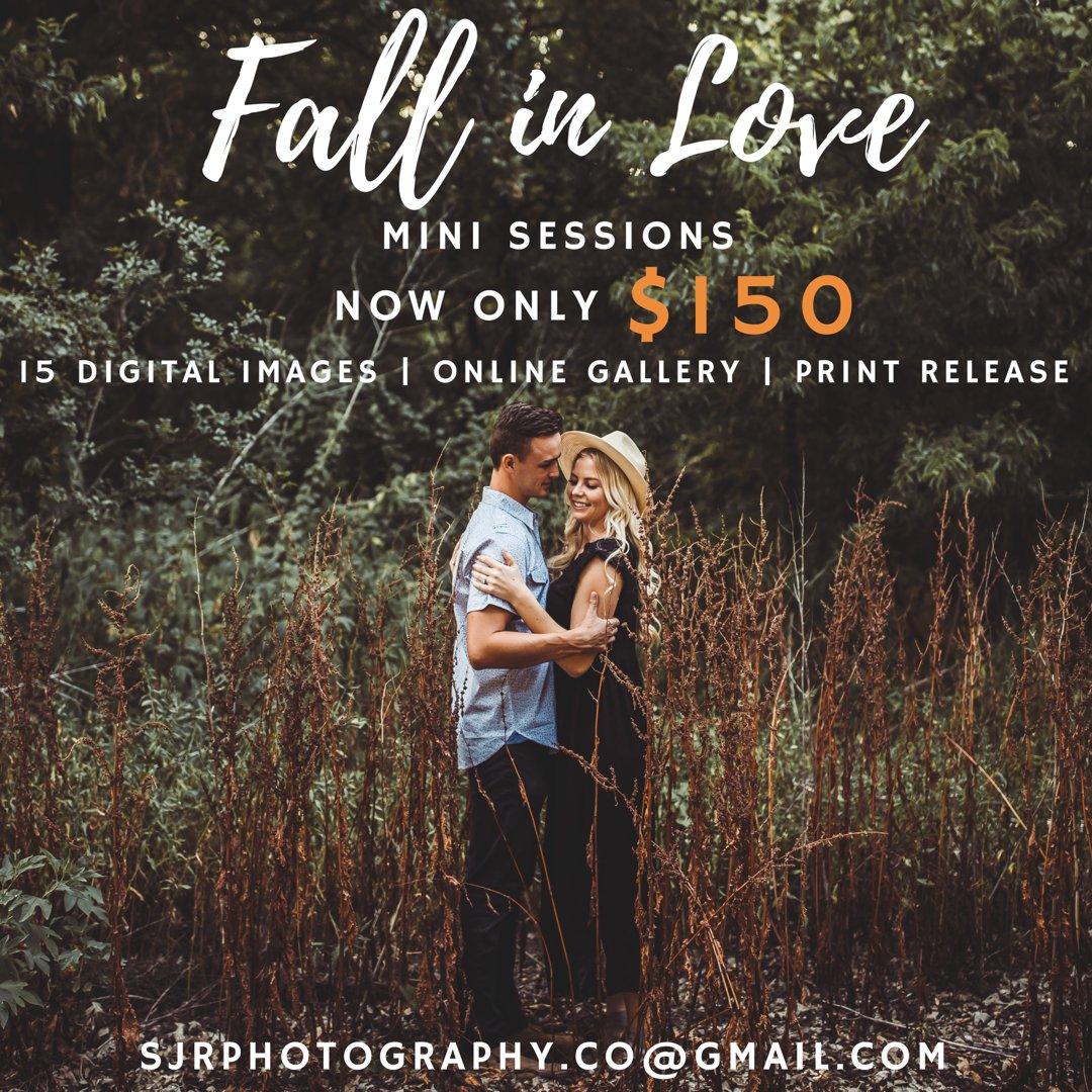 Image of Fall in Love Mini's