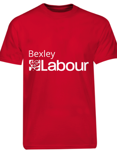 Image of Bexley Labour T-Shirt