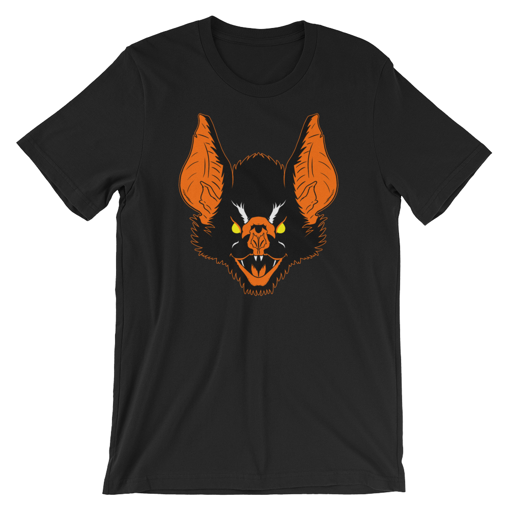 Image of BAT FACE TEE