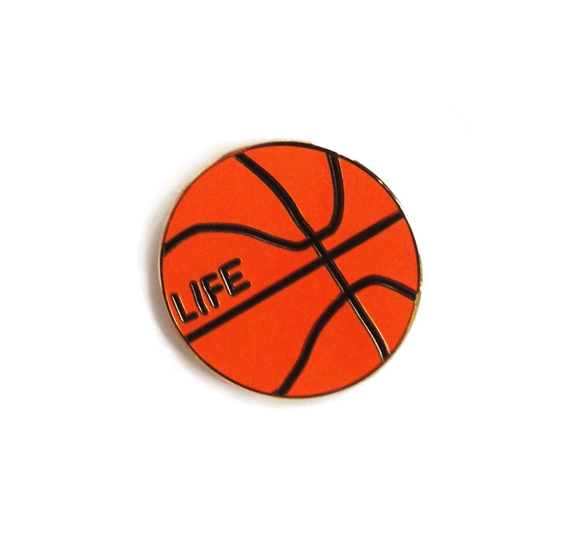 Image of The One with Ball is Life Pin