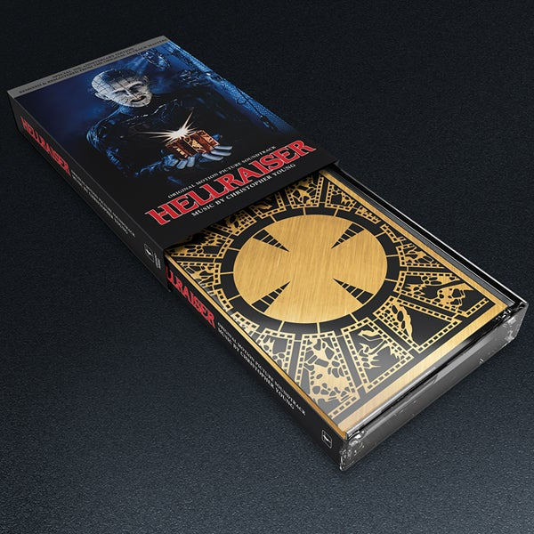 Image of Hellraiser 30th Anniversary Cassette - Christopher Young