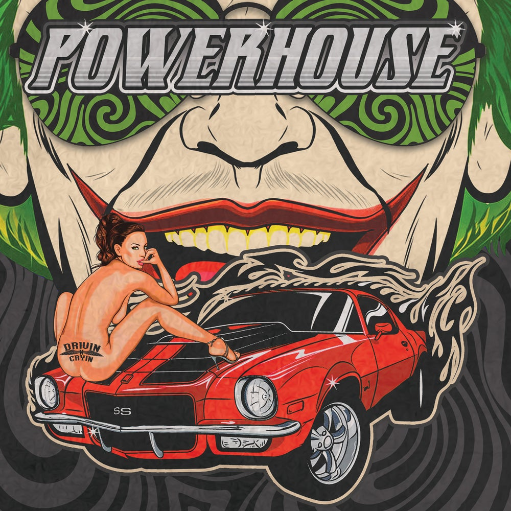 Image of Powerhouse/ Livin' By The Book 45rpm Colored Vinyl w/Picture Sleeve