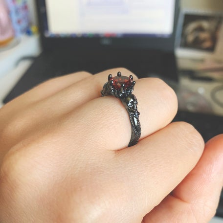 Image of Eternal Rest ring