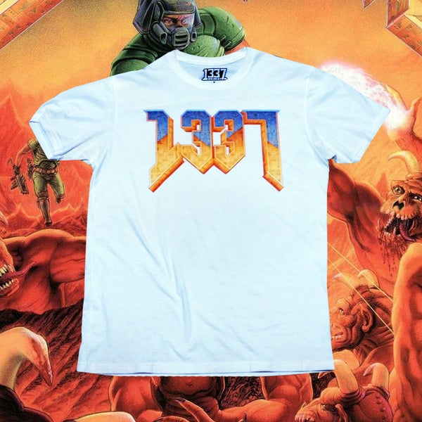 Image of 1337 DOOMED T-SHIRT