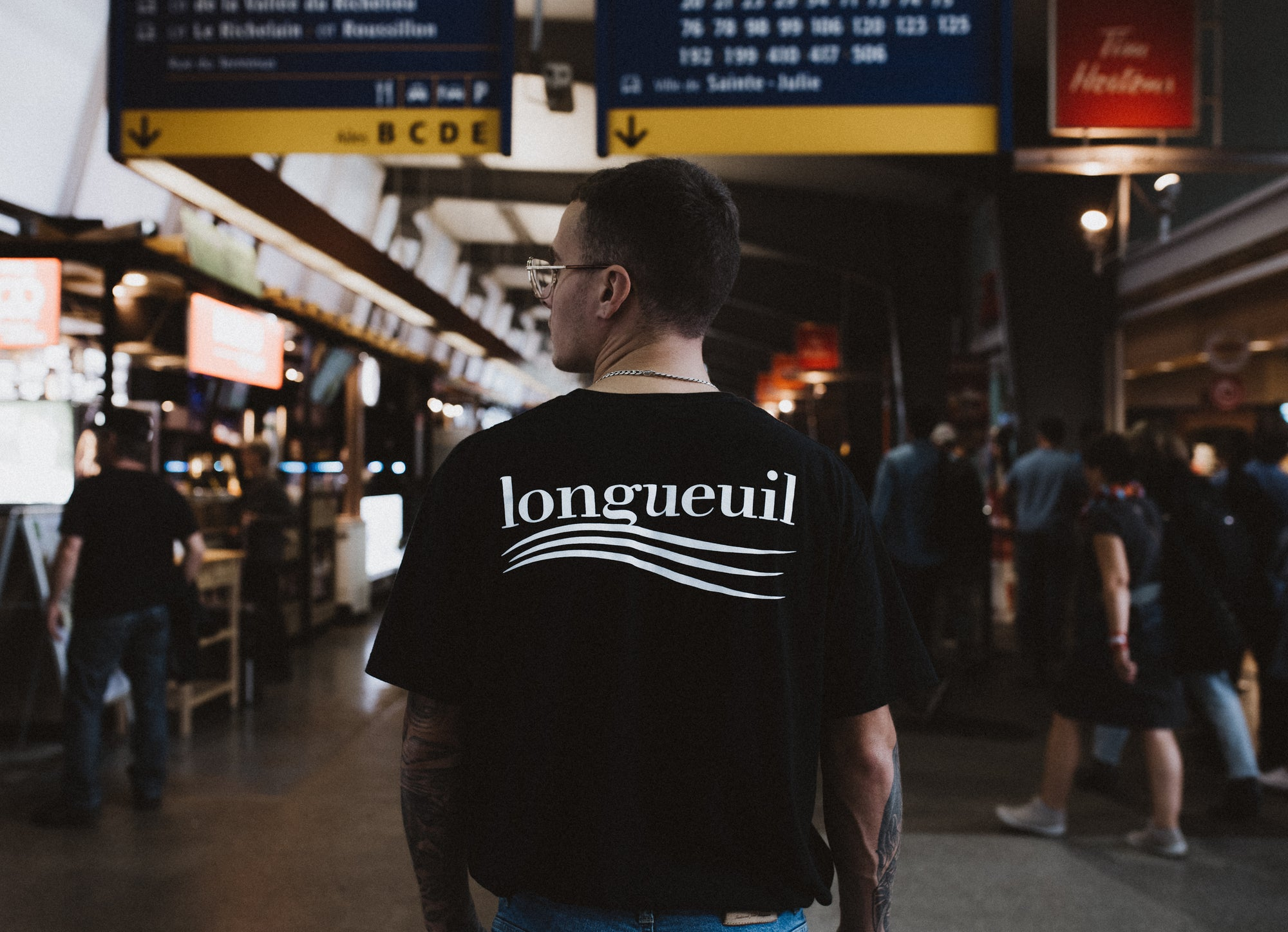 Image of T-shirt Longueuil