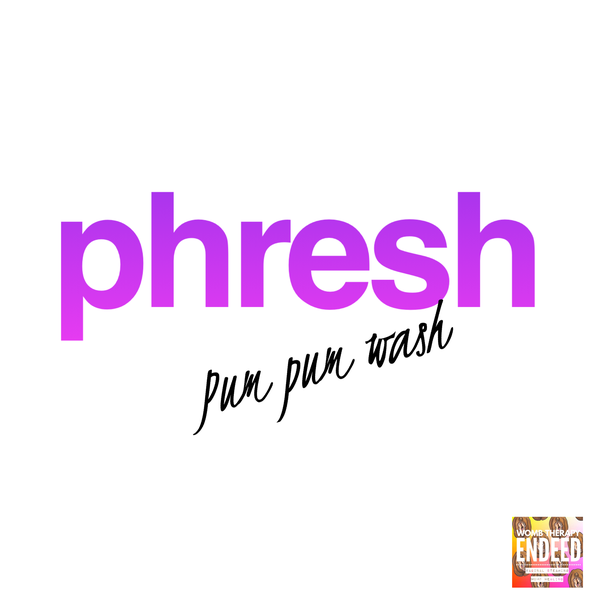 Image of PHRESH PUM PUM WASH 2oz