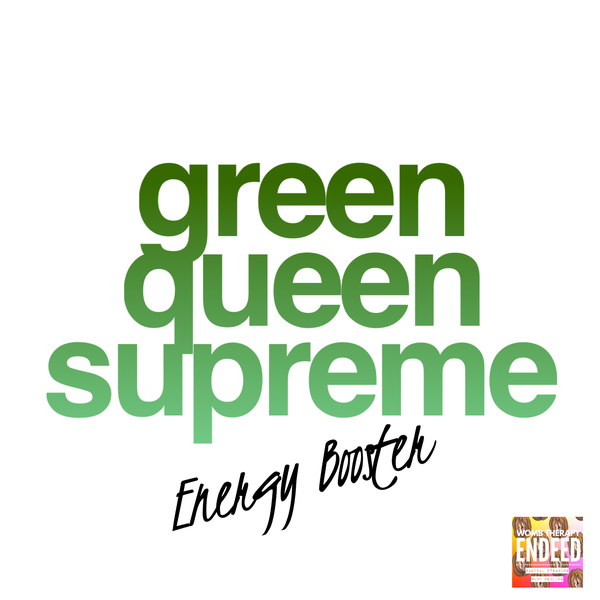 Image of GREEN QUEEN SURPREME| with free measuring spoon