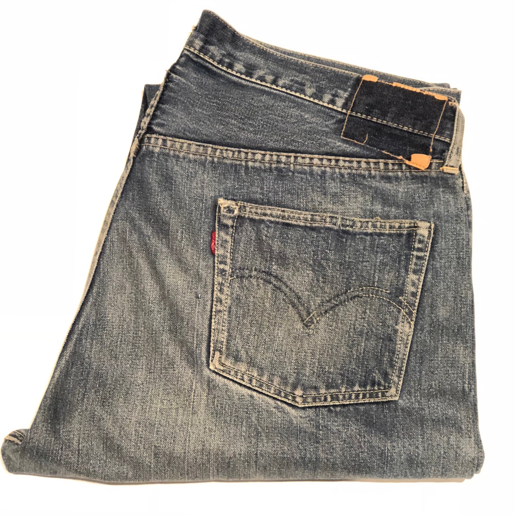 Image of Late 50s Levi's 501XX