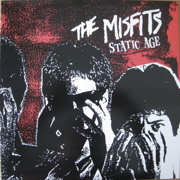 "Image of the MISFITS - ""Static Age"" LP"