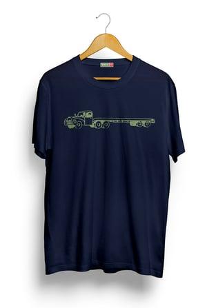 Image of Truck Tee - Navy
