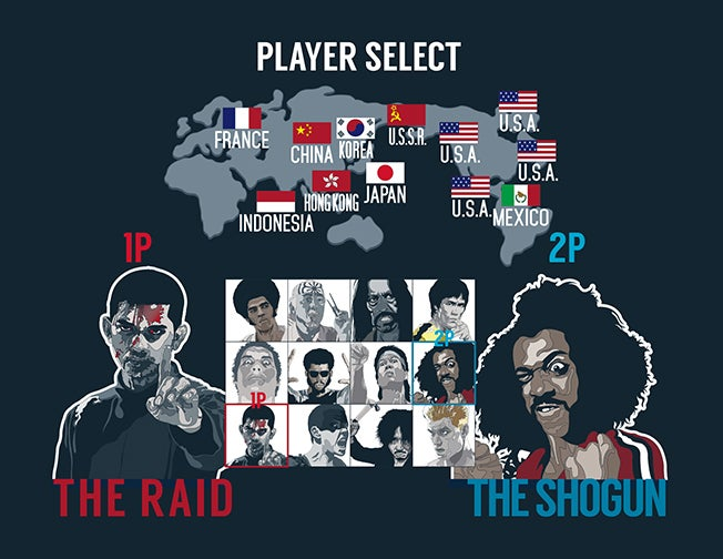 Image of Player Select!