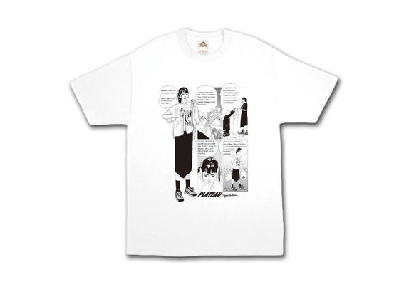 Image of Comic tee by S. Vuillemin