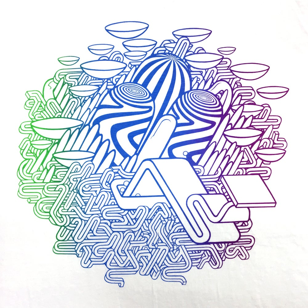 Image of Acid Eater - GBP White / Shirt