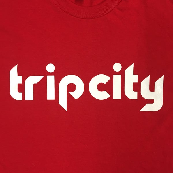 Image of Trip City - RED / Shirt