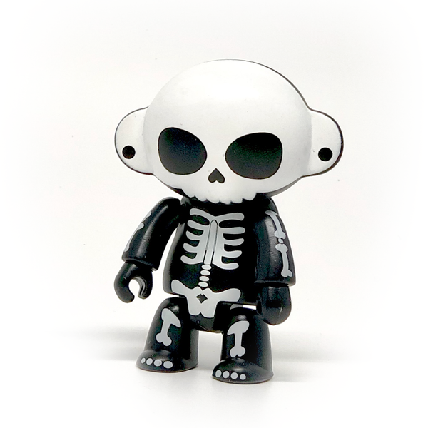 "Image of Toy2R Qee 2.5"" Skelanimals - Jon-Paul Kaiser"