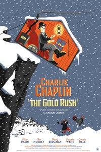 Image of The gold rush - Chaplin