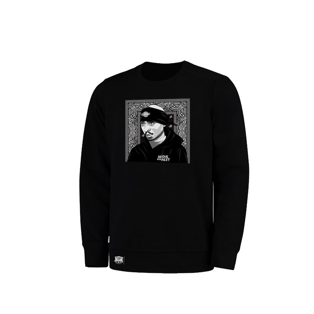 "Image of 2Pac ""Above The Rest"" Sweaters & Beanies"