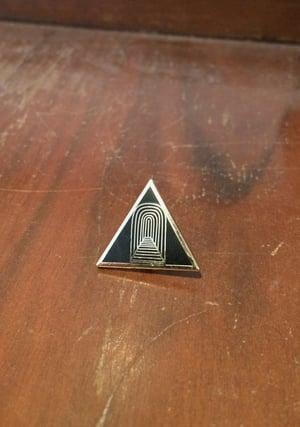 Image of Seven Doors Pin