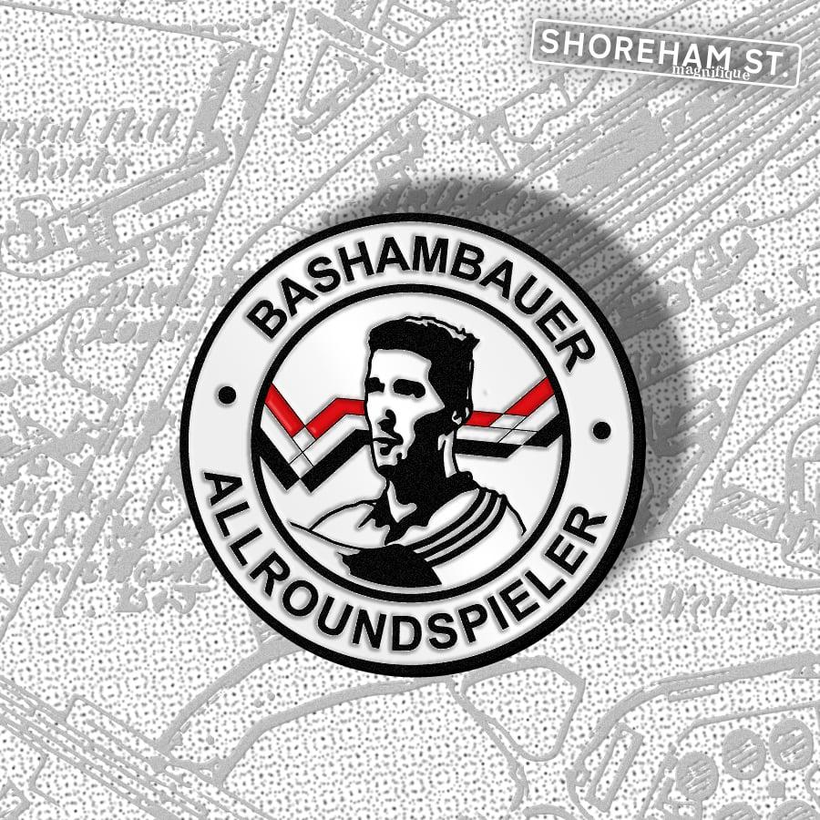 Image of Bashambauer Pin