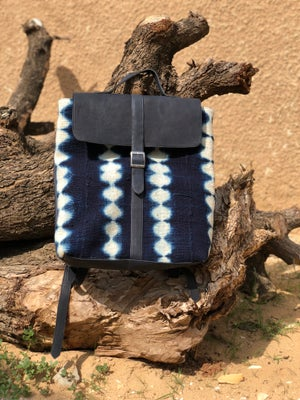 Image of Indigo backpack