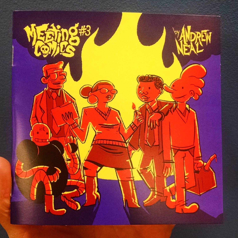 Image of Meeting Comics #3