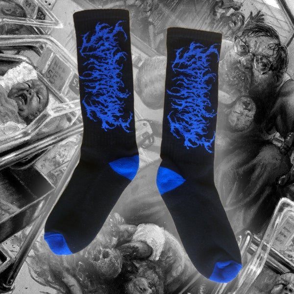 Image of Embryectomy Logo Socks