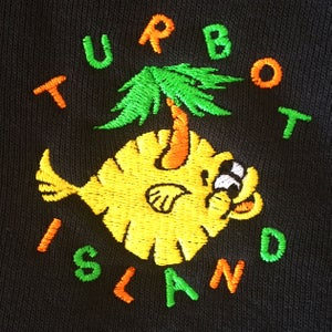 Image of Turbot Island Sweater