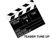 Image of TEASER TUNE UP - Promo video evaluation