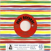 "Image of NEW! TEDDYBOY BOOGIE/TEDDYBOY ROCK 'N' ROLL - CRAZY CAVAN 'N' THE RHYTHM ROCKERS 7 "" VINYL"