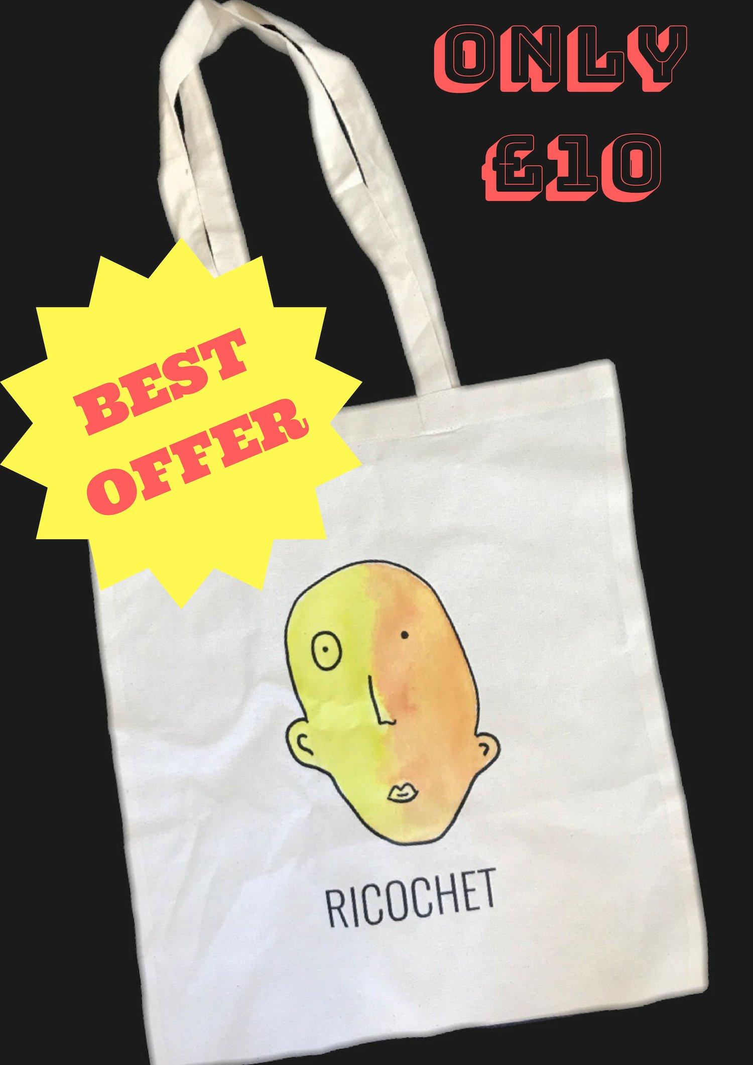 Image of Ricochet Tote Bag