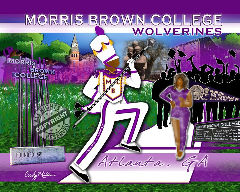 Image of Morris Brown College