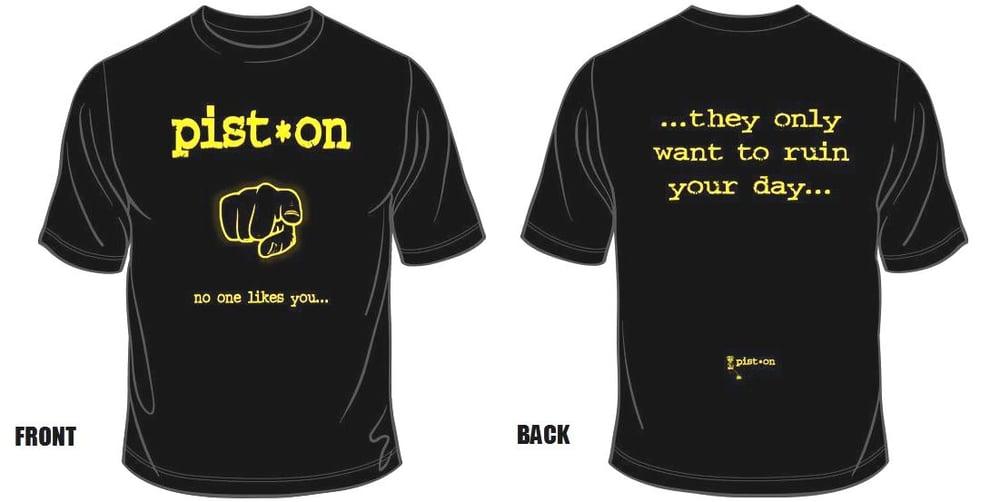 Image of Pist.On - Ruin T-Shirt