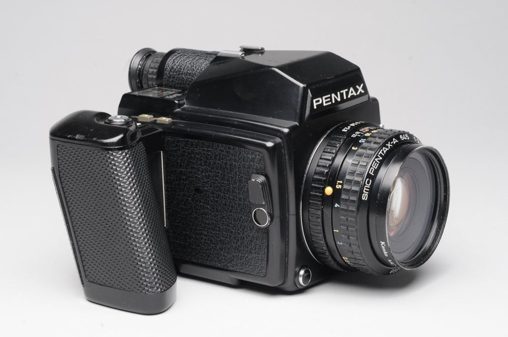 Image of Pentax 645 | #A
