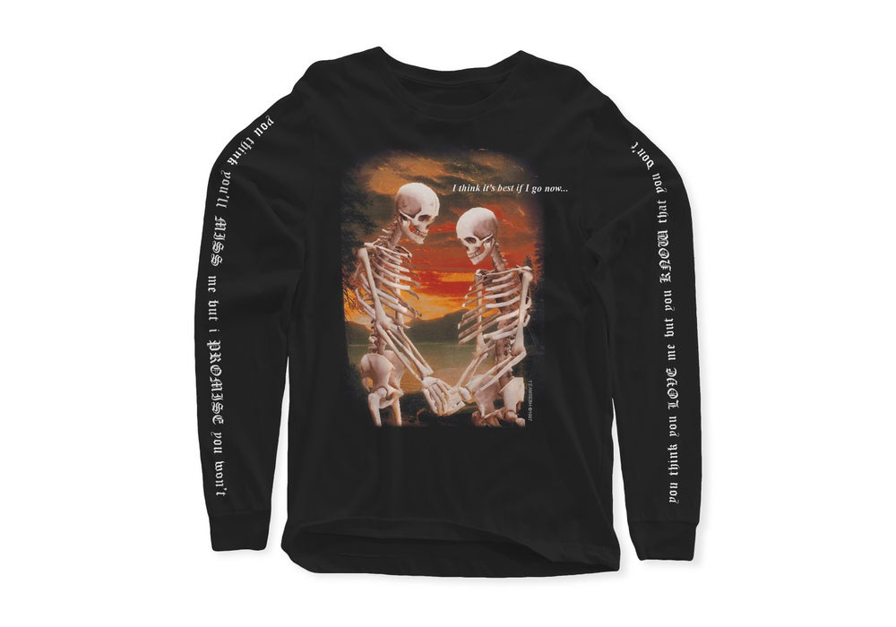 Image of Rust Long Sleeve
