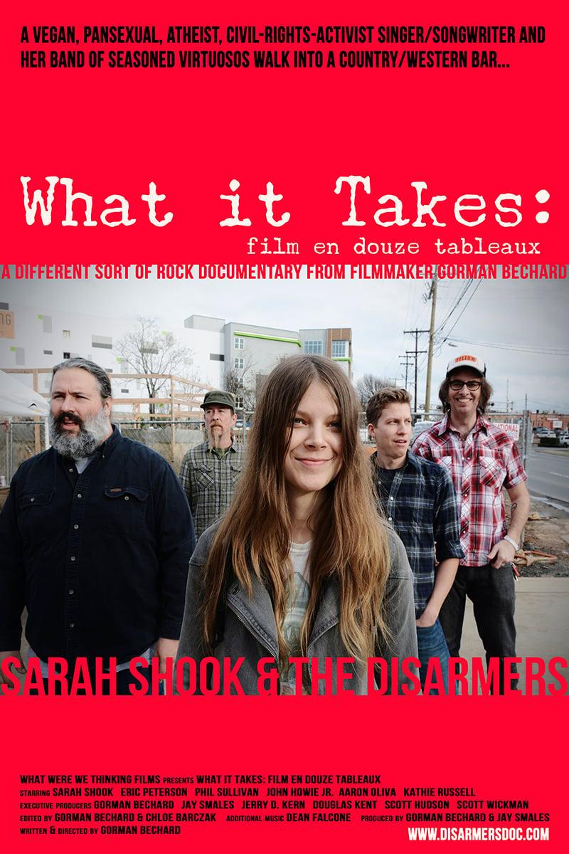 Image of What it Takes: film en douze tableaux