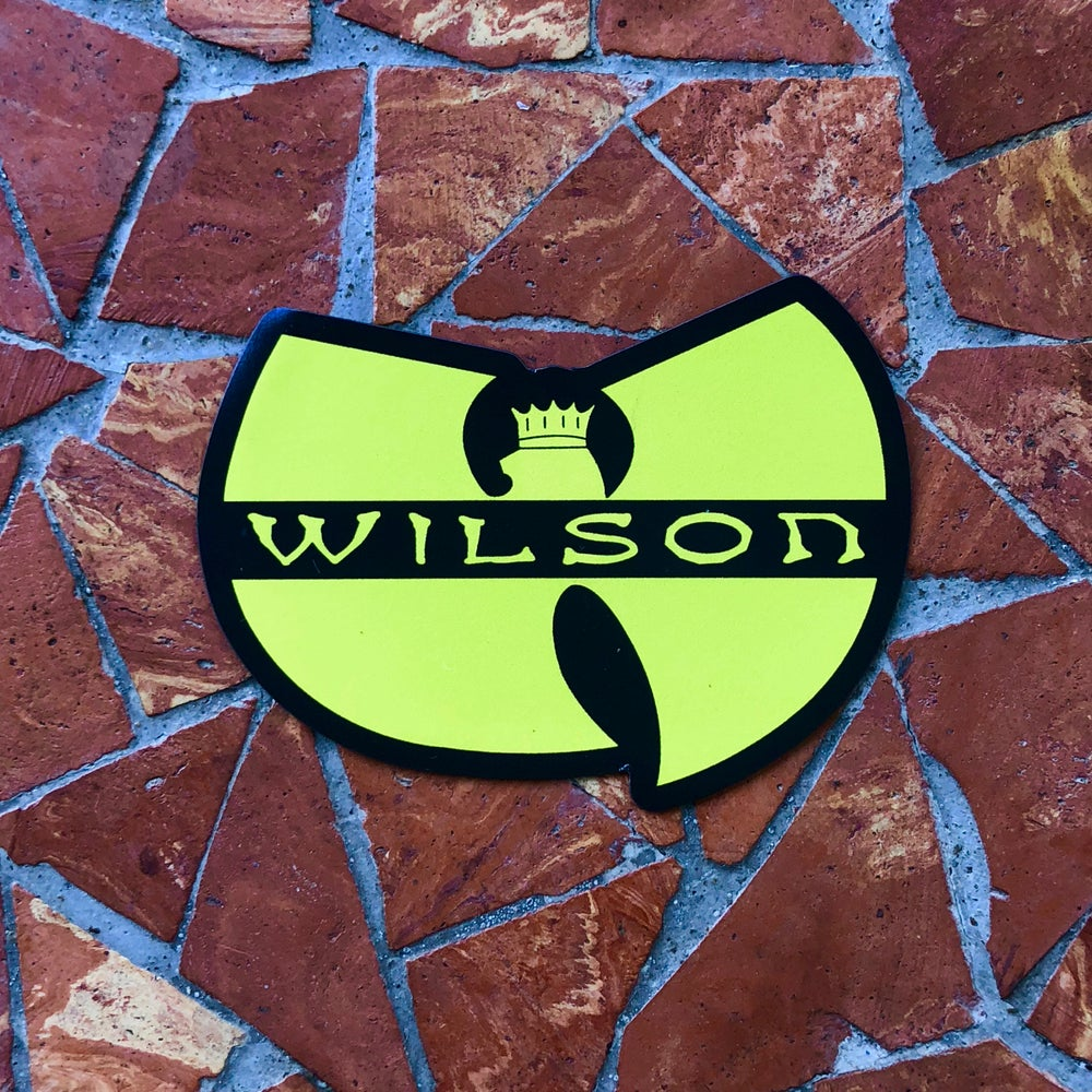 Image of Wu/Wilson Magnet