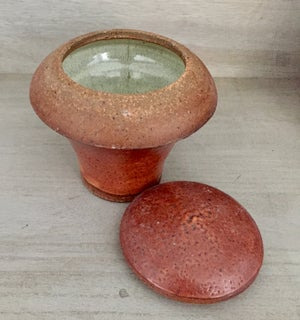 Image of C031 Reduction Fired Small Jar