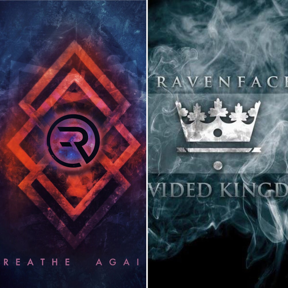 Image of Breathe Again/Divided Kingdom CD Bundle - (Pre-Order)