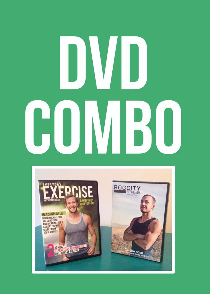 Image of DVD Combo (SALE)