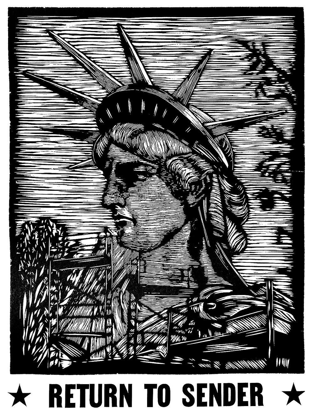 """Image of """"Return To Sender"""" by Joseph Velasquez"""